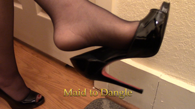 Maid to Dangle